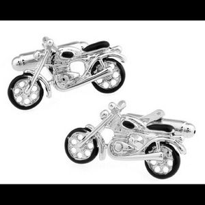 Other - Motorcycle Cufflinks